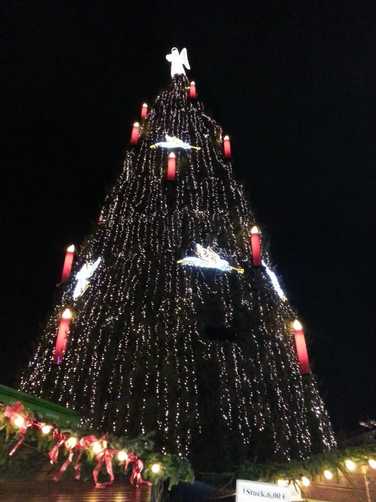 Weihnachtsbaum Dortmund 2013