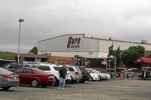 Der heilige Hamradio Grahl Hara Arena Dayton Ohio