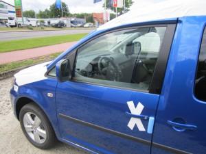 Bonito DX-Mobil Seite
