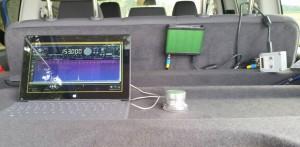 Entwurf eines wirklich portablen SDR