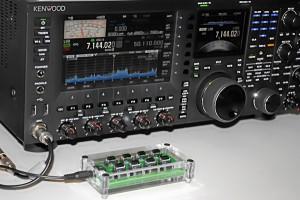 Keypad für den Kenwood TS-990