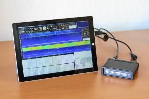 RadioJet 1305P mit Surface und Tuningwheel