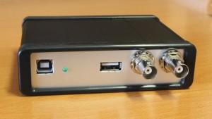 RadioJet 1305 Rückansicht