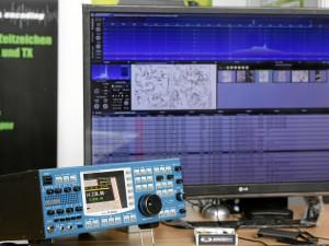 Hilberling PT8000A mit RadioCom 6